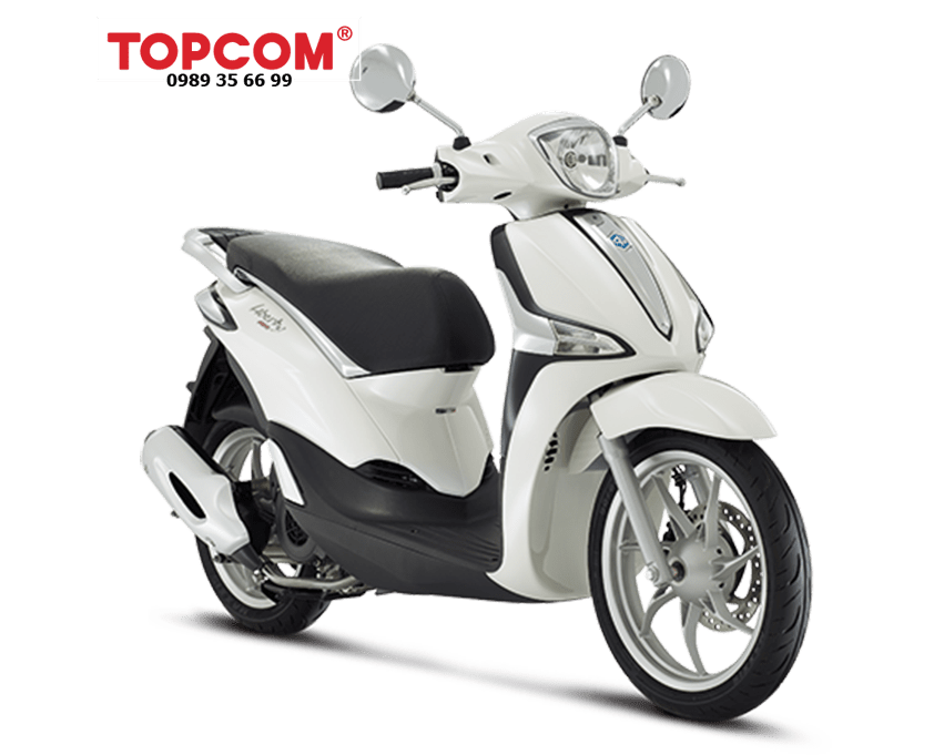 Liberty ABS 125CC White