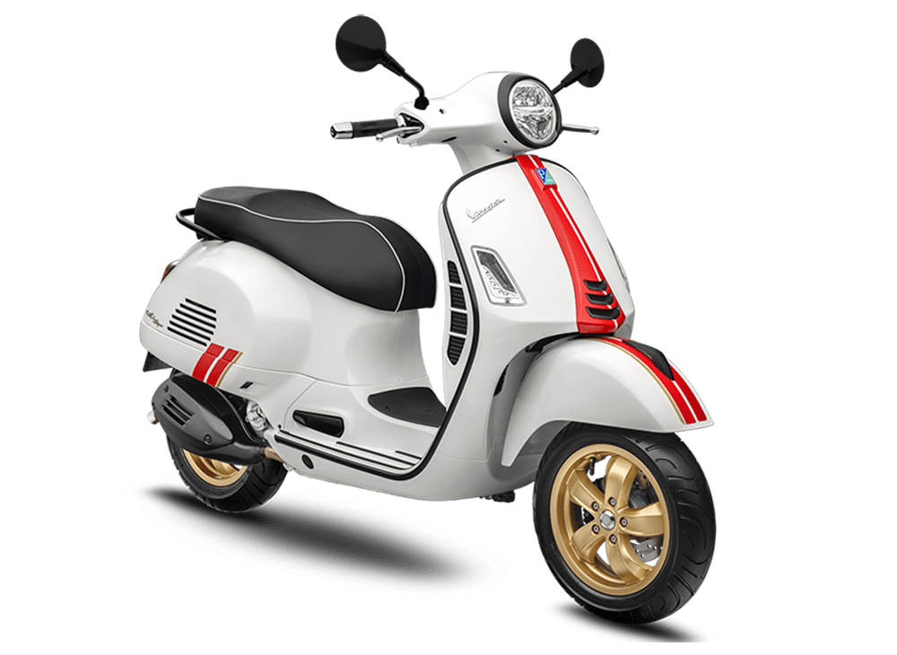 Vespa GTS Racing 60s 150cc