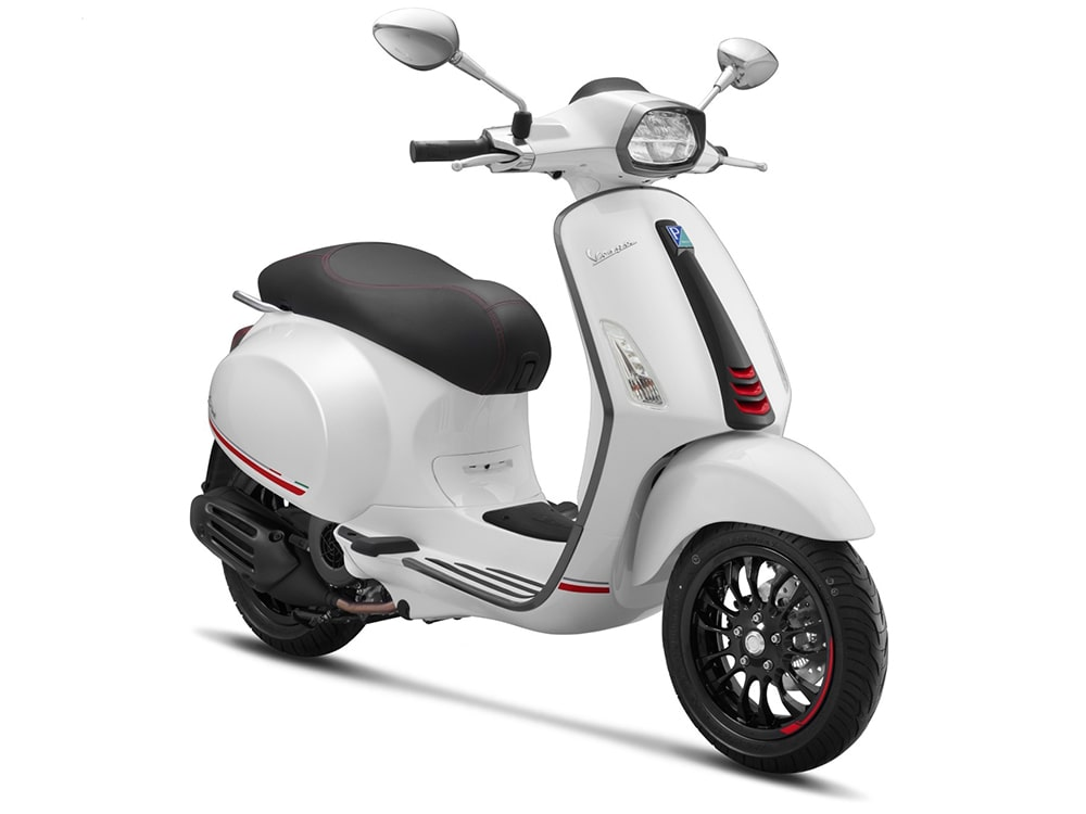 Vespa Sprint Carbon 2019